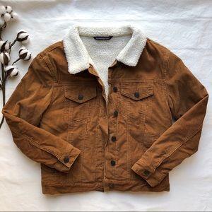 Brandy Melville Elisha Fur Jacket